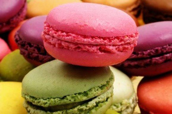 Les macarons Vichy